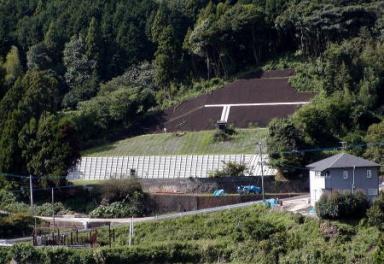 木浦原地区地すべり自然災害防止工事
