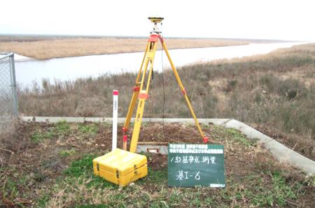 平成19年度諌早湾干拓事業 中央干拓地確定測量(その2)業務
